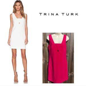 Trina Turk Pink Mini Dress 2